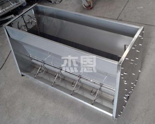 不锈钢双面食槽