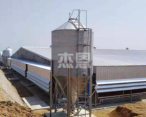 养猪场设备镀锌板料塔