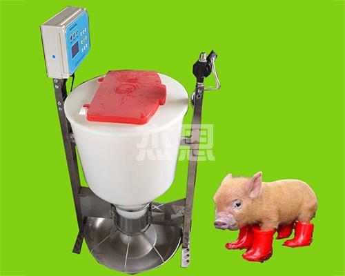 猪用干湿喂料器