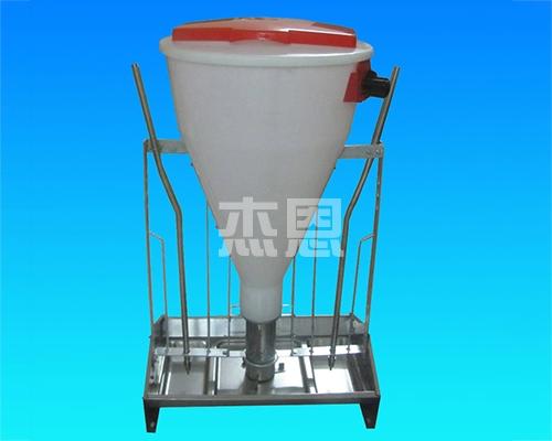 自动干湿喂料器