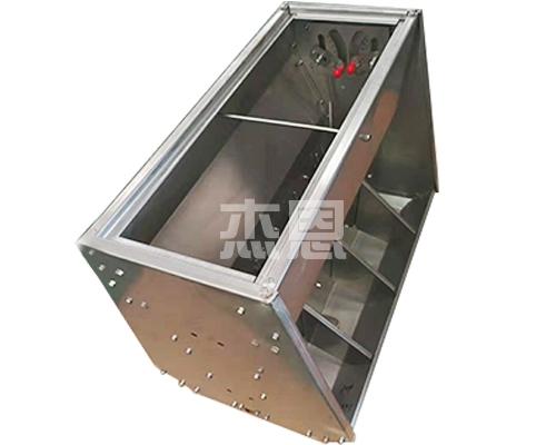 不锈钢单面食槽