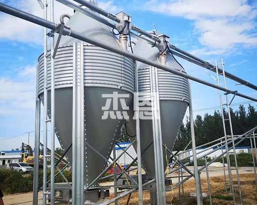 自动养殖饲料塔